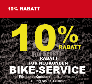 Gutschein Bike Service