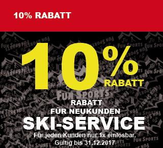 gutschein ski service