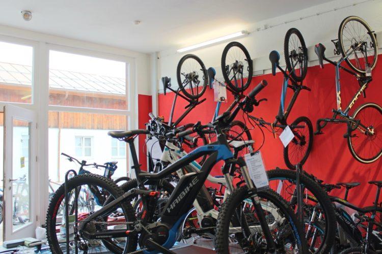 Fahrradladen Tegernsee Bad Wiessee