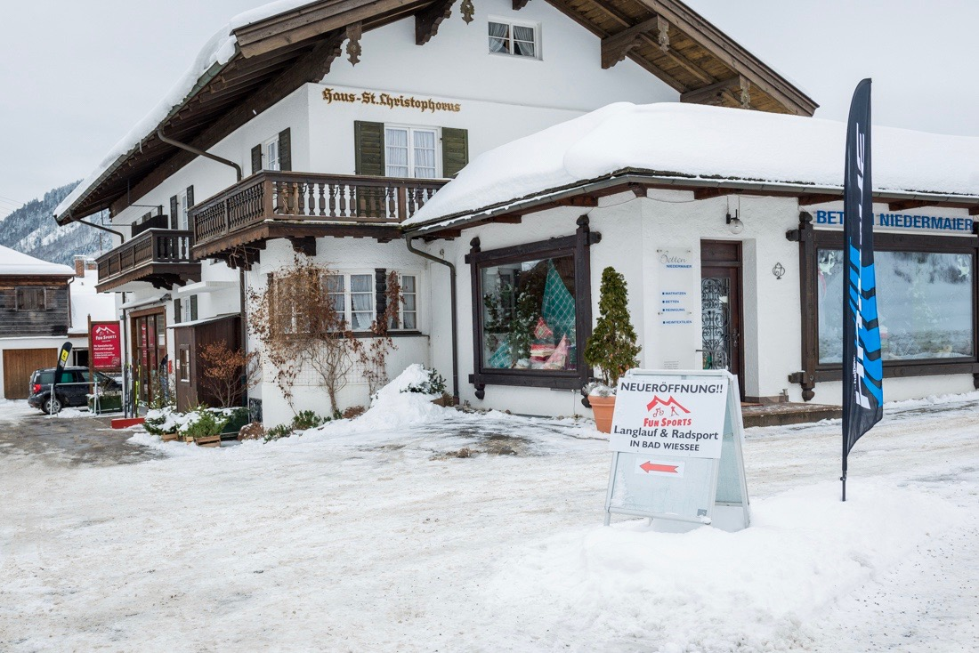 Langlauf Shop Tegernsee Bad Wiessee