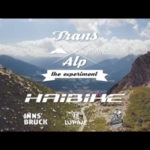 E-Mountainbike Trans Alp The Experiment (Trailer)
